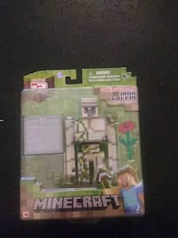 Minecraft Series #2 Overworld Iron Golem Gaithersburg, 20886
