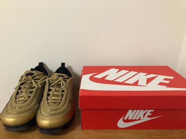 best sneakers 68353 22684 Air max 97 vapour max bottom size 10.5