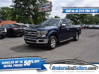 2015 Ford F-150 FX4 SuperCab 6.5-ft. Bed 4WD Taylor