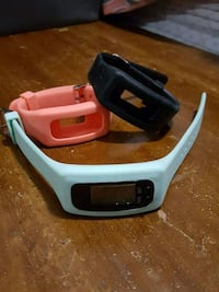 Digital watch with 2 alternate bands  Wixon Valley, 77808