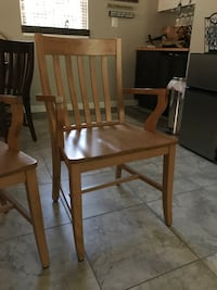 Pottery Barn Dinning Chair (2) mint conditions Springfield