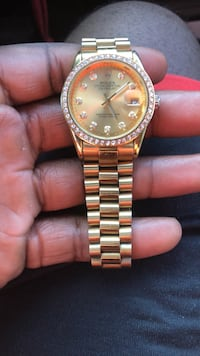 18k Rolex Oyster Perpetual College Park, 20740