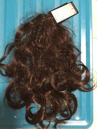 """Hair clip 20"""".,brand new,never used."""