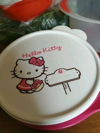HELLO KITTY TUPPERWARE KASE Ankara