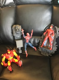 Collectables  figurine / Welcome to visit  my page for more details / Iron man & Dare devil Alexandria, 22311