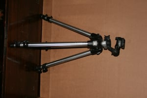 Manfrotto 3001n tripod with 3025 head