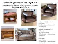 Furnish your room for only $800 Vaughan, L6A 3Y7