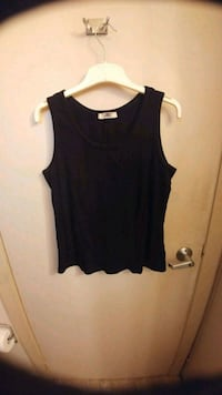 Black tank top Kitchener, N2G 4X6