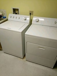 Washer and electric drier set Germantown, 20876