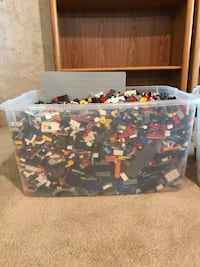 LEGO - 50 pounds - loose lot Orland Park, 60467