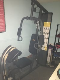 Apex home gym A980 Thorold, L2V 4T4