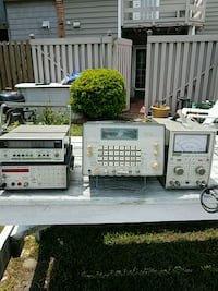 RADIO/TELEPHONE TEST EQUIPMENT