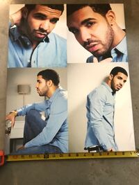 Drake wall hanging St. Louis