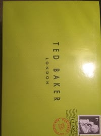 Ted Baker London text