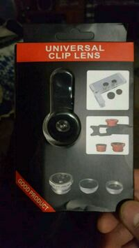 IPhone android clip lenses for mobile phone camera Kearneysville, 25430
