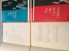 Life Library, set of 6 books