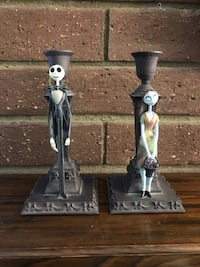 Disney Nightmare Before Christmas Candlestick Holders Rancho Palos Verdes, 90275