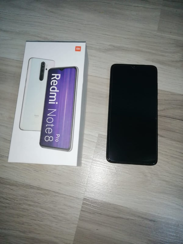 Xiaomi note 8 pro 128 gb af9599b8-7acd-4909-a7ea-313ede192230