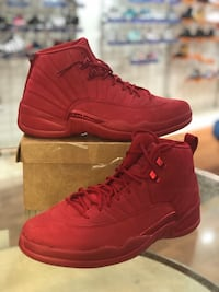 Gym red 12s size 11.5 Silver Spring, 20902