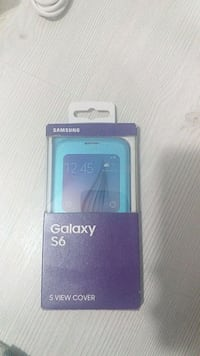 Samsung Galaxy S6 S Vİew cover  8404 km