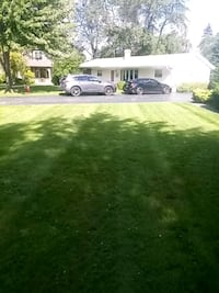 Full Lawn mowing call for a free estimate.  Palatine