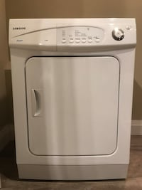 Apartment size Samsung front-load clothes dryer Burnaby, V5H 2M5