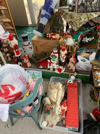 Large collection of Christmas stuff. This is only part.Assorted prices Woodbridge, 22192