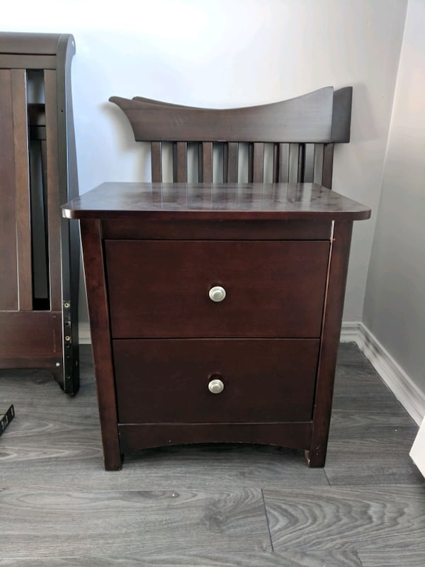 Baby furniture (crib/dbl bed/dresser/nightstand) 186a963a-444c-4889-9447-5e0652579789