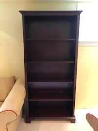 Wood Bookcases - Will Deliver Washington, 20011