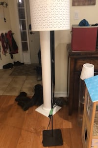 Floor Lamp with Lampshade Bradford West Gwillimbury, L3Z 3E8