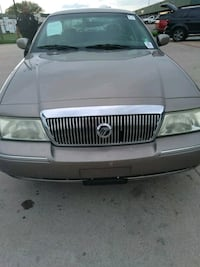 Mercury - Grand Marquis - 2003 Waco, 76707