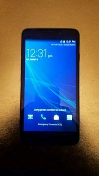 ZTE Maxx.  Boost Mobile  or Sprint Columbia, 29203