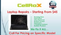 cell rox laptop repairs