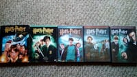 Harry Potter movie's 1-5 Spruce Grove, T7X 2S9