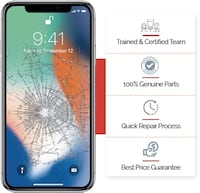 iPhone Screen Repair - FiX All Models College Park