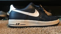 Navy blue and white- Air force 1 Size 11