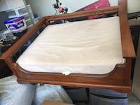 Dogs bed and crib Surrey, V3R 4B1