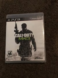 Call of Duty MW3 PS3 game case Louisville, 40202