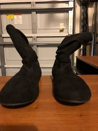 Women's black boots size 10 Kissimmee, 34746