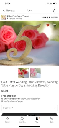 Table numbers Bolingbrook, 60440