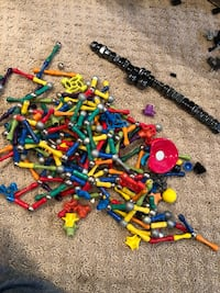 Large lot of Magnets - Magnetix Springfield, 22152
