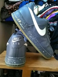pair of black-and-white Nike Air shoes North Las Vegas, 89030