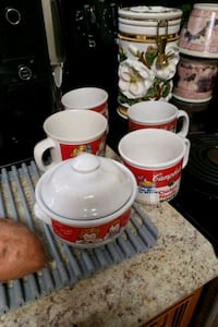Campbell soup cup collection  Newport News, 23605