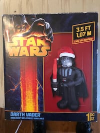 STAR WARS INFLATABLE DARTH VADAR  North Dumfries, N0B