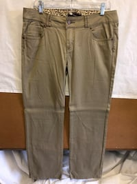 Women's Prana Corduroy Pants Brand New - Size 10