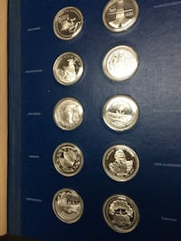 50 state proof set Luling, 70070