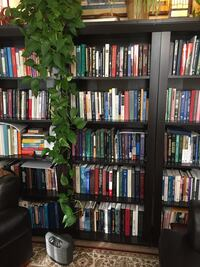 Three Bookcases, espresso color Alexandria, 22309