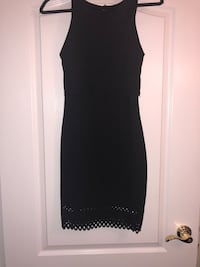 Black dress-size 2 Mississauga, L5H 1V9