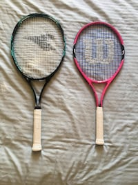 2 Tennis Rackets Vancouver
