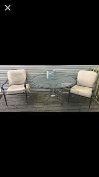 Outdoor chairs Rogers